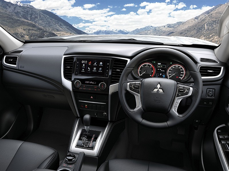 Mitsubishi New Triton cash & credit