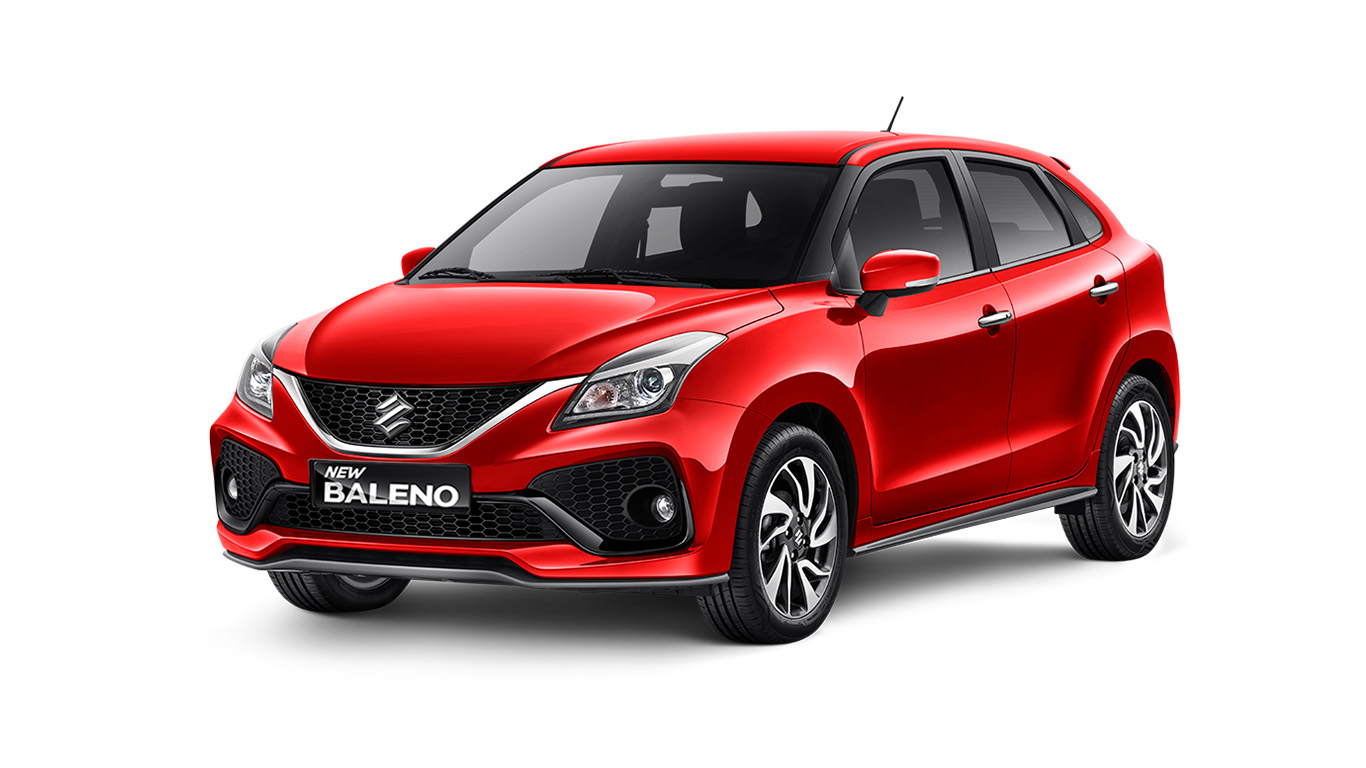 jual kendaraan baru Suzuki