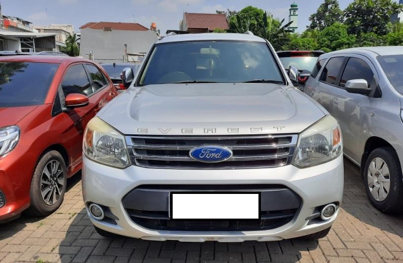 jual kendaraan baru Ford