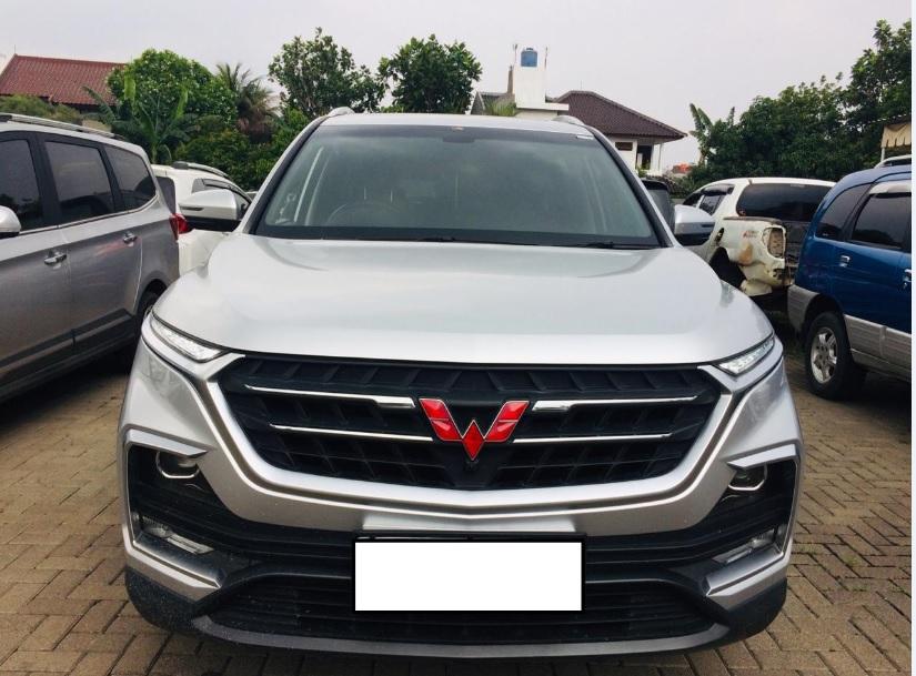 jual kendaraan baru Wuling
